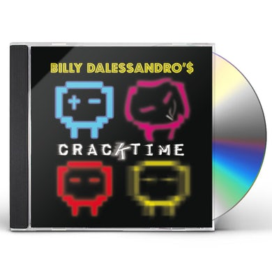 Billy Dalessandro CRACKTIME CD