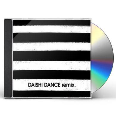 DAISHI DANCE REMIX CD
