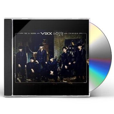 VIXX VOL 1: VOODOO CD