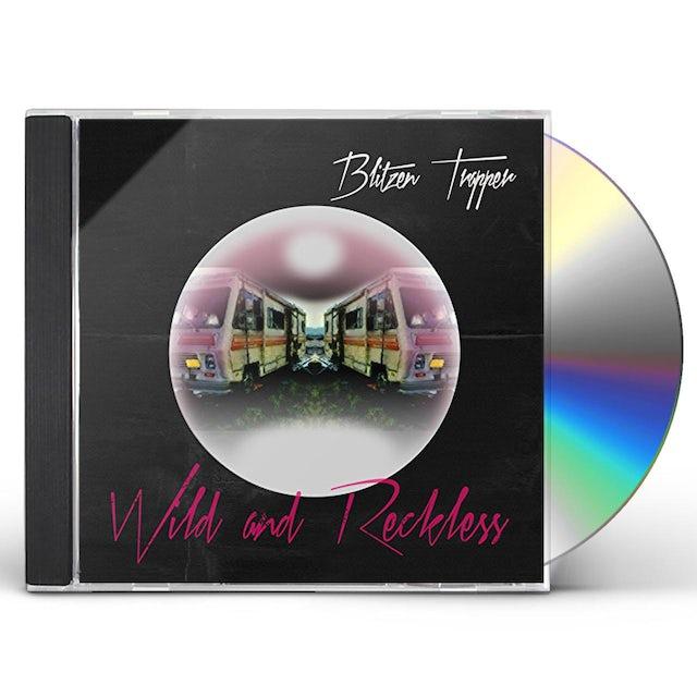 Blitzen Trapper WILD & RECKLESS CD