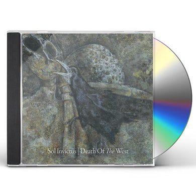 Sol Invictus Death Of The West CD