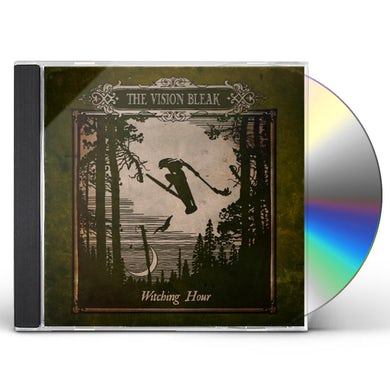 Vision Bleak WITCHING HOUR CD
