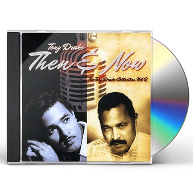 Tony Drake COLLECTION: THEN & NOW 2 CD