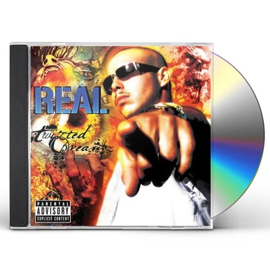 real TWIZTED DREAMZ CD