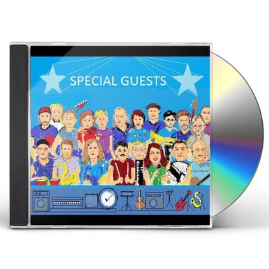 Special Guests CD