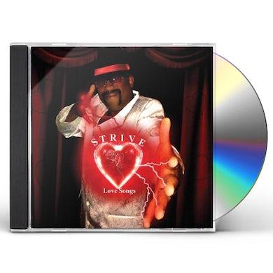 STRIVE-LOVE SONGS CD