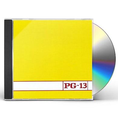 Saudi Arabia PG-13 CD