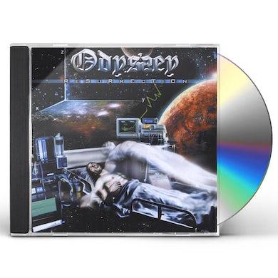 Odyssey RESURRECTION CD