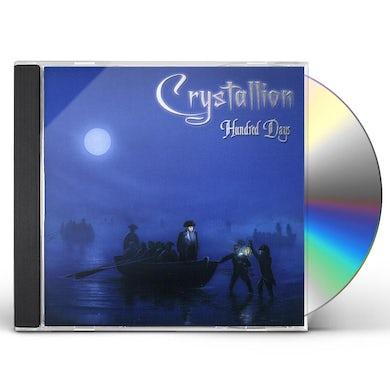 Crystallion HUNDRED DAYS CD