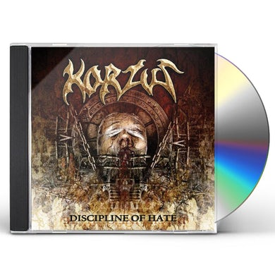 DISCIPLINE OF HATE CD