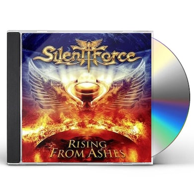 Silent Force RISING FROM ASHES CD