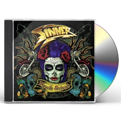 Sinner TEQUILA SUICIDE CD