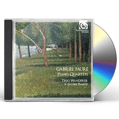 FAURE QUARTETS CD