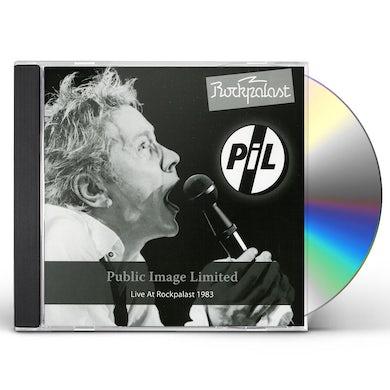 Public Image Ltd: ROCKPALAST LIVE 1983 CD