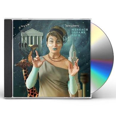 Jane Siberry MESHACH DREAMS BACK CD