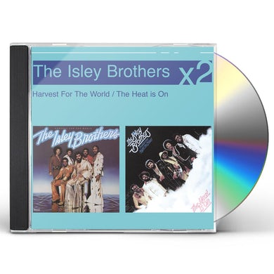 The Isley Brothers HARVEST FOR THE WORLD CD