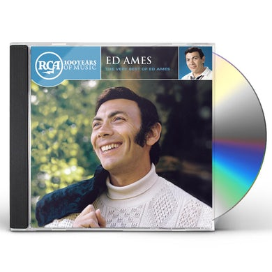 VERY BEST OF ED AMES CD
