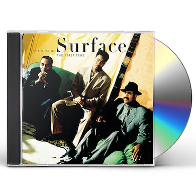 FIRST TIME: THE BEST OF SURFACE CD