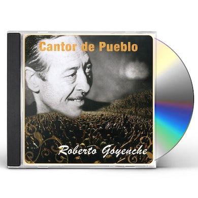 Roberto Goyeneche CANTOR DEL PUEBLO CD