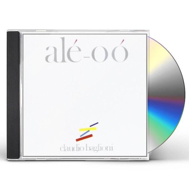 Claudio Baglioni ALE O O CD