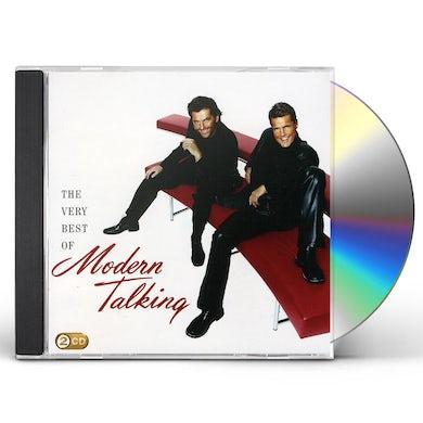 Modern Talking VERY BEST OF CD