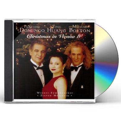 Placido Domingo CHRISTMAS IN VIENNA 4 CD