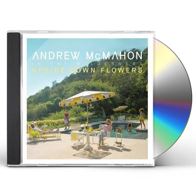 Andrew McMahon in the Wilderness Upside Down Flowers CD
