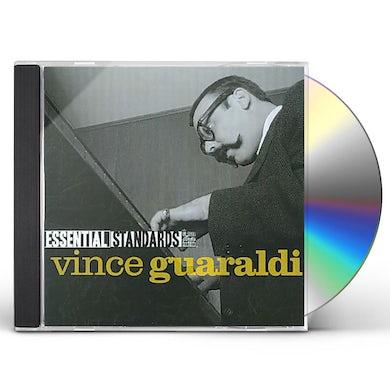 Vince Guaraldi ESSENTIAL STANDARDS CD