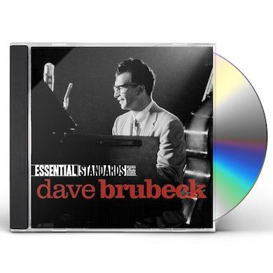 Dave Brubeck ESSENTIAL STANDARDS CD
