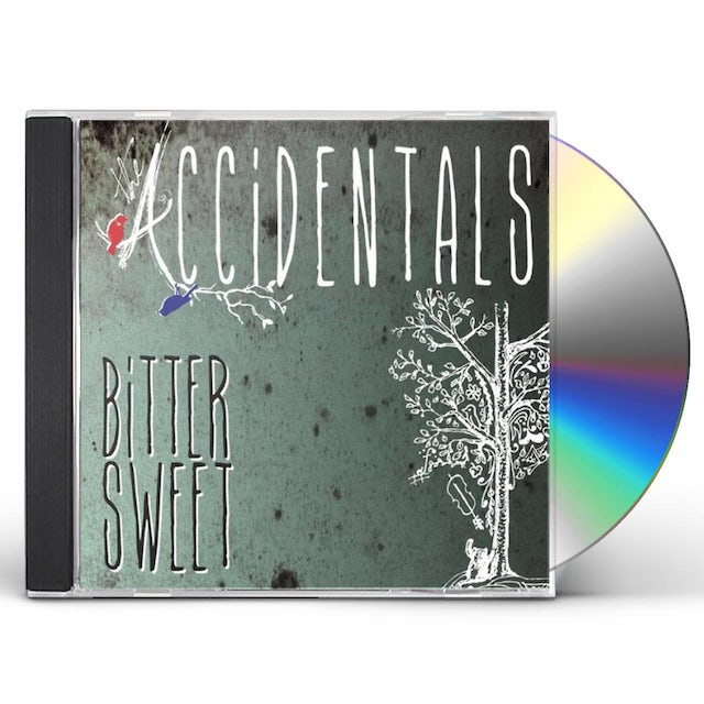 Accidentals BITTERSWEET CD