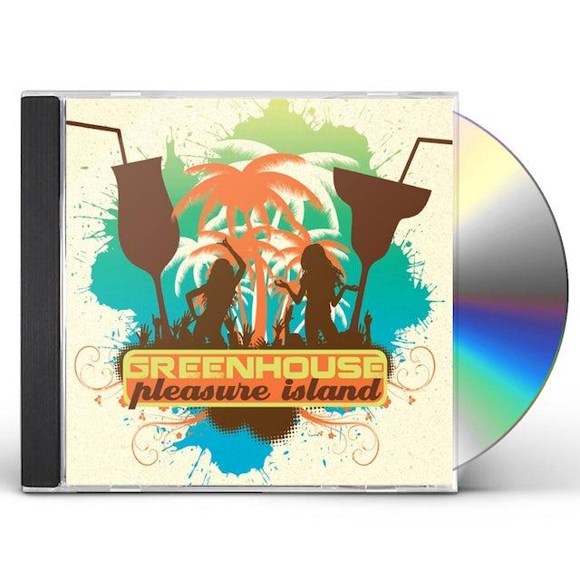 Greenhouse PLEASURE ISLAND CD