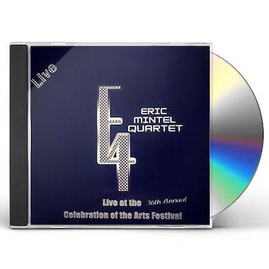 Eric Mintel Quartet CD