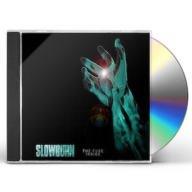 Slowburn FUSE INSIDE CD