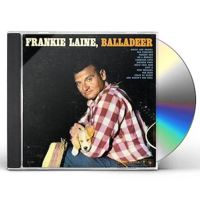 Frankie Laine BALLADEER CD