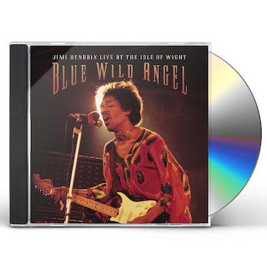 Jimi Hendrix BLUE WILD ANGEL CD