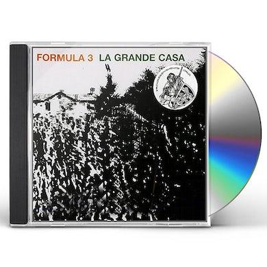 Formula 3 LA GRANDE CASA CD