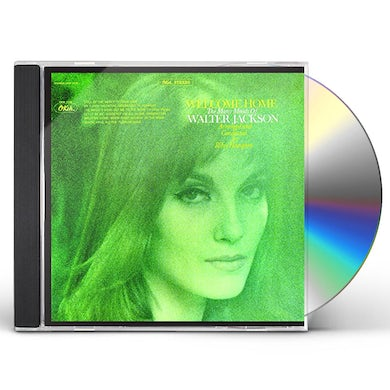 WELCOME HOME: THE MANY MOODS OF WALTER JACKSON CD