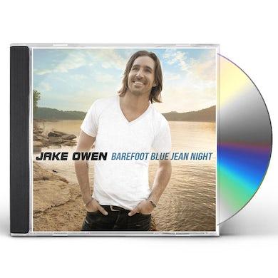 Jake Owen BAREFOOT BLUE JEAN NIGHT CD
