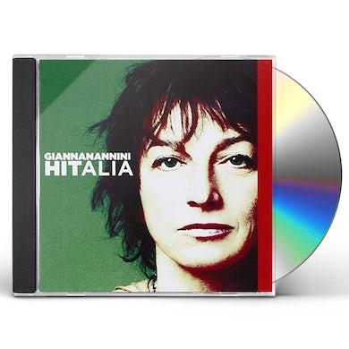 Gianna Nannini HITALIA CD