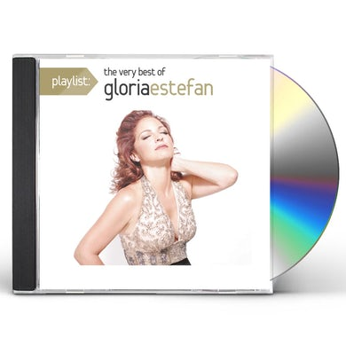 PLAYLIST: THE VERY BEST OF GLORIA ESTEFAN CD