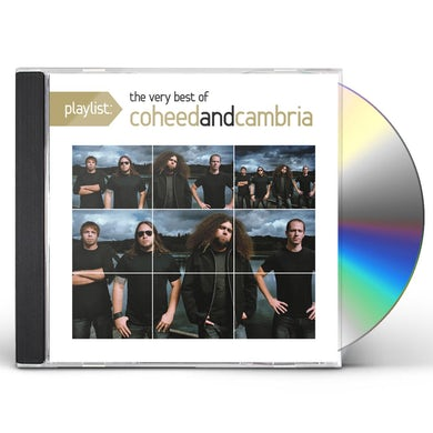 Coheed and Cambria PLAYLIST: VERY BEST OF CD