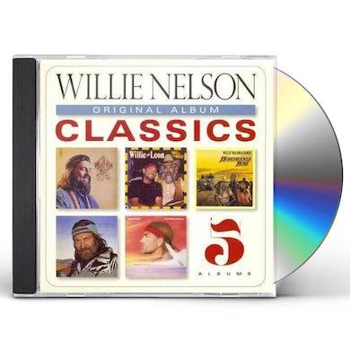 Willie Nelson ORIGINAL ALBUM CLASSICS CD