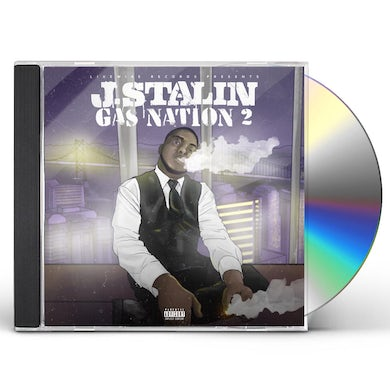 J. Stalin GAS NATION 2 CD