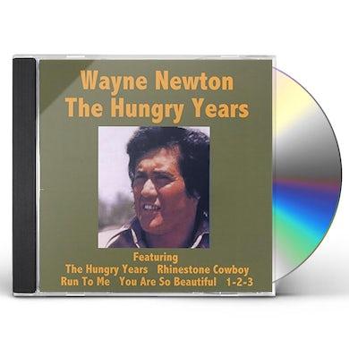 HUNGRY YEARS - WAYNE NEWTON CD