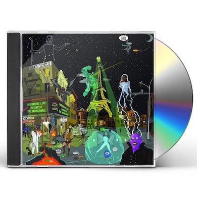 Scientist UNTOUCHABLE CD