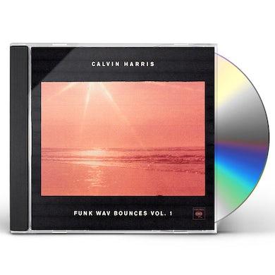 Calvin Harris FUNK WAV BOUNCES VOL 1 CD