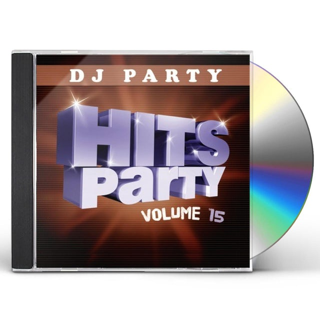 DJ Party HITS PARTY VOL. 15 CD