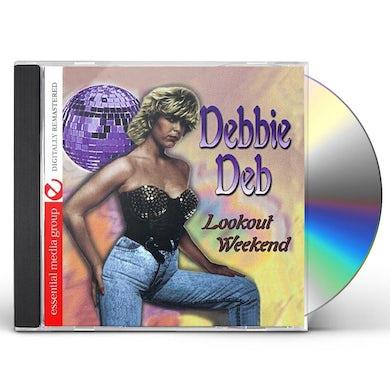 Debbie Deb LOOKOUT WEEKEND CD