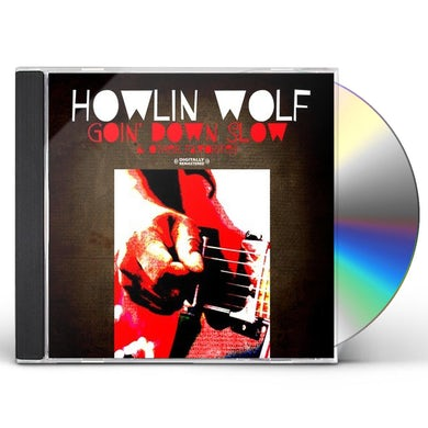 Howlin' Wolf GOIN' DOWN SLOW & OTHER FAVORITES CD