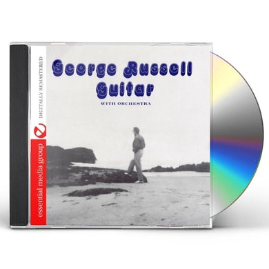 George Russell GUITAR WITH ORCHESTRA CD